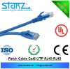 utp/ftp/sftp Cat6 patch cord cable RJ45 to RJ45 plugs pure copper cca 1,2,3,5,7,10meters