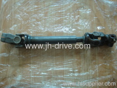 Steering column, Steering shaft, Steering joint
