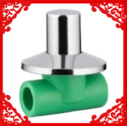 hot sale PPR Heavy Stop Valve From Yuyao city