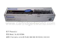 Recycling Cheap Panasonic KX-FAT88A toner cartridges printer cartridges ink cartridges
