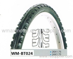MTB tire, bicycle tyre/bicycle tire size 26x1.75,24x1.75