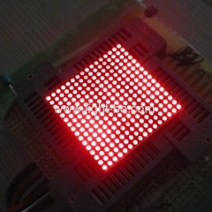 "1.5"" 16 x 16 led dot matrix display; 1.8mm 16 x 16 dot matrix led display"