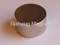 N38 Big Cylinder Permanent Neodymium Magnet D45 X 25MM Axial Magetized Strong NdFeB Magnets