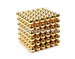 216 pieces Rare Earth Neodymium Sphere Magnets Neocube NdFeB Magnet Balls
