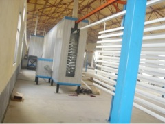 steel profile production line supplier in China