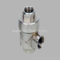Standard quick exhaust valve