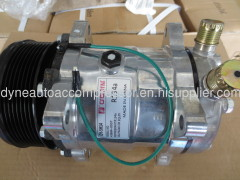 auto air conditioner compressors for heavy truck SANDEN 5H14