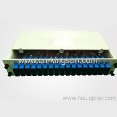 1X32 SC or FC Fiber patch panel