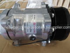 Vehicles Cooling System compressors for UNIVERSAL SANDEN 5H14 Grooves PV6 Clutch 125mm
