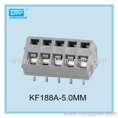 Morsettiera - passo di porcellana PCB morsettiera 300V 15A 5.0/5.08MM