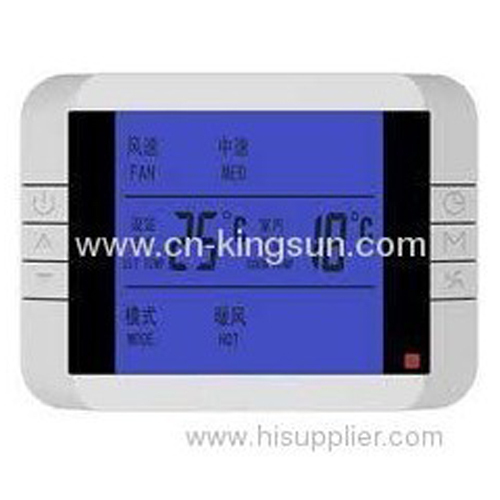 LCD Intelligent room thermostat of WSK-9B