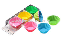 mini silicone candy/muffin/jelly/cake pan
