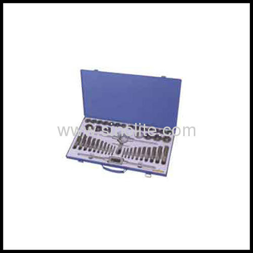 Taps and Dies 45pcs/set ASME/ANSI B94.9