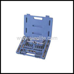 39pcs/set of taps and dies set ASME/ANSI B94.9