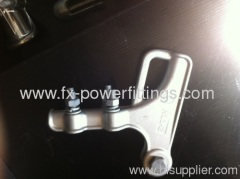 POWER LINE NLL-2 BOLT TYPE ALUMINIUM ALLOY STRAIN CLAMP