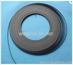 Titanium Ribbon Anodes and Conductor Bar