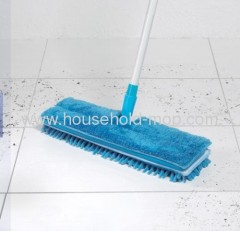 Class three colors of microfiber windshield wiper mops