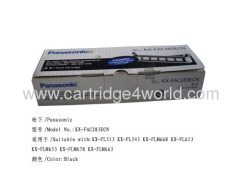 Panasonic KX-FAC283ECN toner cartridges Low price and Durable