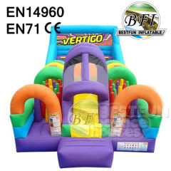 Inflatable Vertigo Obstacle Course