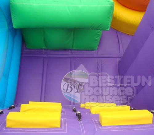 Inflatable Amusement Park Slide
