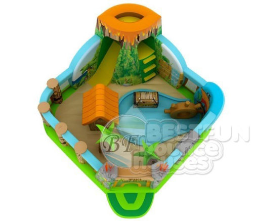 2013 Inflatable Playground Park