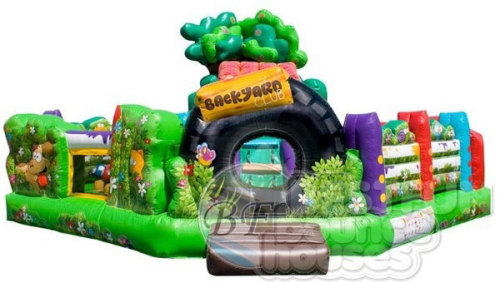 Inflatable Funcity Games For Sale
