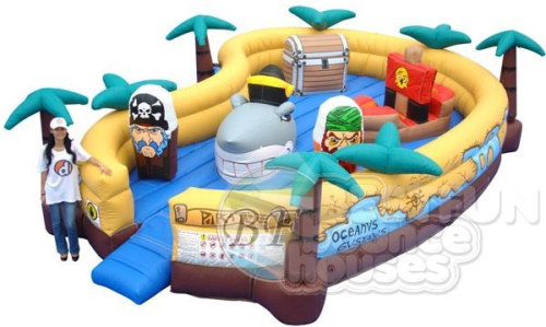 Inflatable PirateAmusement Parks