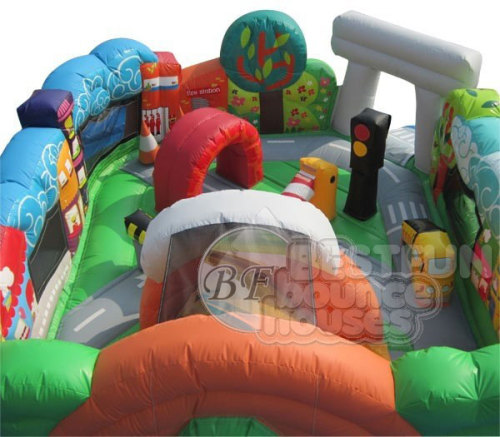 Inflatable Playground For Kids