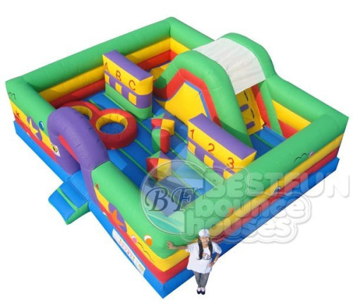 Fun Inflatable Bouncy Playground for sale