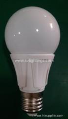 CE pass led lighting/ A60 6.5W 500LM, 230° beam angle SMD5630