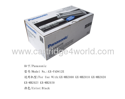 Cheap Variety Durable Recycling toner cartridges Panasonic KX-FAD412E