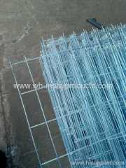 Metal welded wire mesh Welded wire mesh galvanized metal