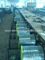 Metal wire shaft wire construction binding wire 0.72 mm