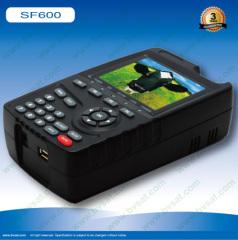 good price 3.5 inch LCD DVB-S FTA Data Satellite Signal Finder Meter