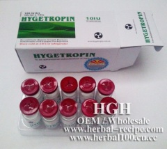 Hygetropin HGH 100iu brown caps
