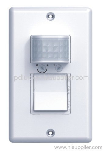 Infrared Motion sensor automtically