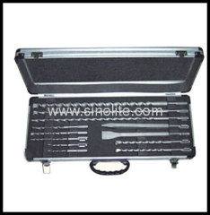SDS plus Shank Hammer Drill Set 12pcs