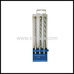 SDS plus Shank Hammer Drill Set 3pcs