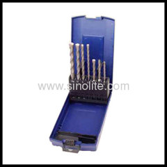 SDS plus shank Hammer Drill Bits Set 7pcs