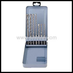 7pcs of SDS plus Shank Hammer Drill Sets