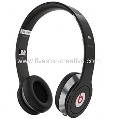Beats by Dr.Dre Solo HD On-ear Headphones with ControlTalk in Black