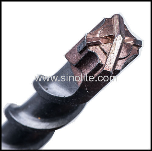 SDS max shank hammer drill bits for heavy duty drilling professional quality
