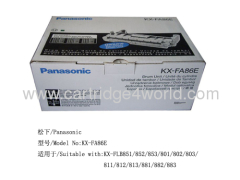 Fashionable and attractive packages Modern techniques Cheap Panasonic KX-FA86E ink printer toner cartridges