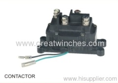 Contactor of ATV electric winch (Basic model)