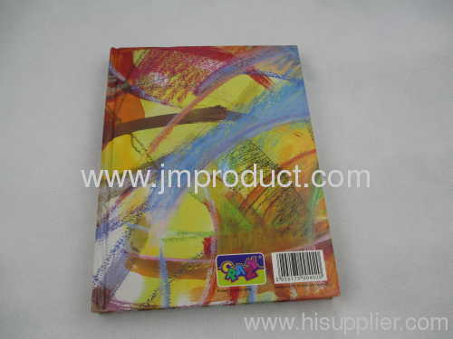 beautiful notebook for education and office