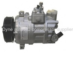 dyne air conditioner auto compressors for AD A6 PXE16 OEM SD8680/8681 lk0820803s lk0820803M