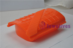 Fashion Silicone portable collapsible lunch box