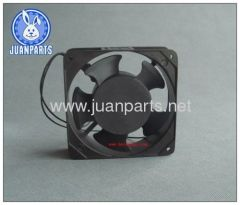 axial flow fan motor