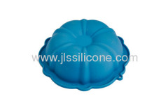 large bowl shaped silicone cake and muffin baking pan