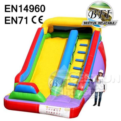Inflatable Kraken Slide: Colorful Inflatable Slide For Sale Manufacturers And